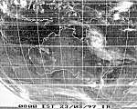 Meteosat-Picture of the Cyclone