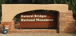 Natural Bridges N.M.